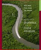 Introduction to Statistics and Data Analysis, Peck, Roxy and Olsen, Chris, 0495118737