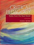 Critical Pedagogy 4th Edition