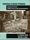 Lessons from State and Local Governments, Eitzen, D. Stanley and Sage, George H., 020557873X