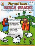 Play and Learn Bible Games, Linda Standke, 088724873X