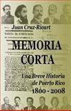 Memoria Corta, Juan Cruz-Ricart, 1494878739