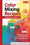 Color Mixing Recipes, William F. Powell, 1560108738