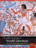 The Bedford Anthology of World Literature : The Ancient World, Beginnings-100 C. E., Davis, Paul and Crawford, John F., 0312248733