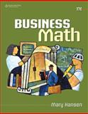 Business Math, Hansen and Schultheis, Robert, 0538448733