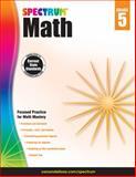 Spectrum Math, Grade 5, , 1483808734