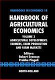 Handbook of Agricultural Economics 9780444518736