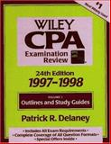 Wiley CPA Examination Review, 1997-1998, Delaney, Patrick, 047117873X