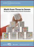 Math from Three to Seven, Alexander Zvonkin, 082186873X