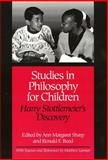 Studies in Philosophy for Children : Harry Stottlemeier's Discovery, Sharp, Ann Margaret, 0877228736