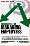 Perspectives on Managing Employees, Fina, Michael A., 1598638734