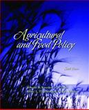 Agricultural and Food Policy, Knutson, Ronald D. and Penn, J. B., 0131718738
