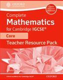 Core Mathematics for Cambridge IGCSE, David Rayner and Ian Bettison, 0199138737
