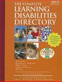 Complete Learning Disabilities Directory, , 1592378730