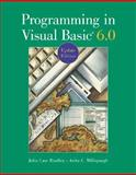 Programming in Visual Basic 6.0, Bradley, Julia Case and Millspaugh, Anita, 007251874X