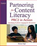 Partnering for Content Literacy 9780132458740