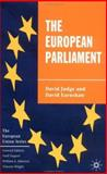 The European Parliament, Earnshaw, David and Judge, David, 0333598741