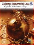 Christmas Instrumental Solos -- Popular Christmas Songs, Alfred Publishing, 0739048740