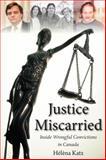 Justice Miscarried, Hélèna Katz, 1554888743