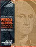 Payroll Accounting 9780324118742