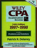Wiley CPA Examination Review, 1997-1998, Delaney, Patrick R., 0471178748