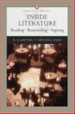 Inside Literature : Reading, Responding, Arguing, Gwynn, R. S. and Zani, Steven, 0321438744