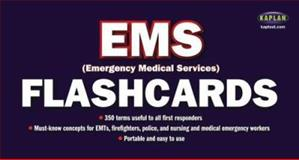 EMS and First Responders Key Terms, Kaplan Publishing Staff, 0743278747