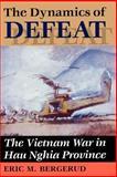 Dynamics of Defeat, Eric M. Bergerud, 0813318742