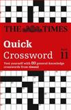The Times T2 Crossword Book 11, , 000720874X
