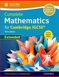 Extended Mathematics for Cambridge IGCSE, David Rayner, 0199138745