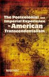 The Postcolonial and Imperial Experience in American Transcendentalism, Paryz, Marek, 0230338747