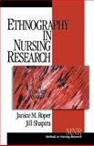 Ethnography in Nursing Research 9780761908746