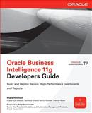 Oracle Business Intelligence 11g Developers Guide, Rittman, Mark, 0071798749