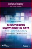 Discovering Knowledge in Data : An Introduction to Data Mining, Larose, Daniel T., 0470908742