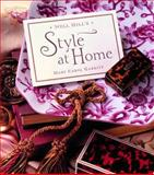 Nell Hill's Style at Home, Mary Carol Garrity and Mary Caldwell, 0740718746