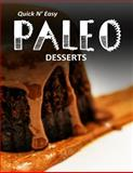 Paleo Desserts, Marriah Smith, 1494958740