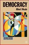Democracy, Weale, Albert, 0333948750