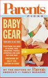 Parents Baby Gear, Parents' Magazine Editors, 0312988753