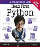 Head First Python, Barry, Paul, 1449358756