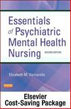 Essentials of Psychiatric Mental Health Nursing, Varcarolis, Elizabeth M. and Halter, Margaret Jordan, 1455748757