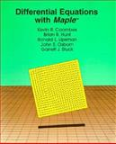Differential Equations with Maple, Coombes, Kevin R. and Hunt, Brian R., 0471108758