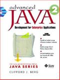 Advanced Java 2 Development for Enterprise Applications, Berg, Clifford J., 0130848751