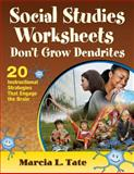 Social Studies Worksheets Don't Grow Dendrites 9781412998758