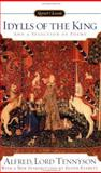 Idylls of the King, Alfred Lord Tennyson, 0451528751