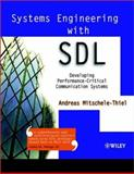 Systems Engineering with SDL 9780471498759