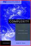 Complexity : Theory and Applications, Suh, Nam P., 0195178769