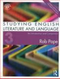 Studying English Literature and Language 3rd Edition
