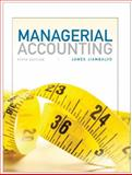 Managerial Accounting, Jiambalvo, James, 1118078764