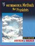 Mathematical Methods for Physicists, Arfken, George B. and Weber, Hans J., 0120598760