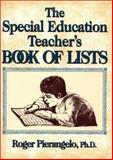 The Special Education Teacher's Book of Lists 9780876288764