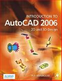 Introduction to AutoCAD 2006 : 2D and 3D Design, Yarwood, Alf, 0750668768